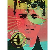 Elvis Pop Art portrait Photographic Print