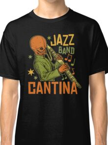 Cantina Jazz Band Classic T-Shirt