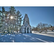 Church of Solitude Photographic Print