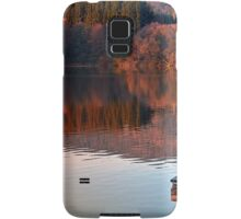 Romantic evening at the lake | waterscape photography Samsung Galaxy Case/Skin