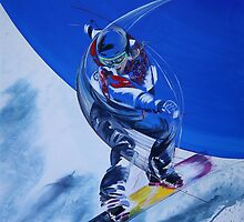 """""""Slopestyle"""" - sq by Andy Farr"""