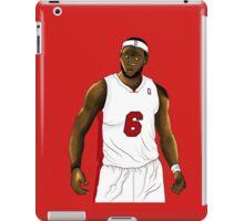 Lebron iPad Case/Skin