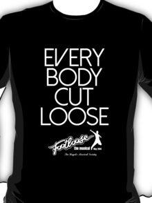 Footloose - Everybody Cut Loose 2 T-Shirt