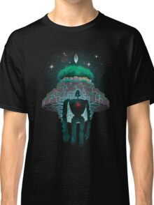 Night Castle in the Sky Classic T-Shirt