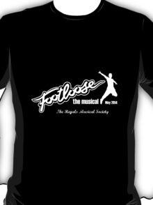 Footloose - Logo B/W 2 T-Shirt