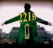 Sherlock 221B  by BakerStBolly