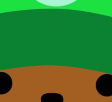 "ABC Bears - ""C Bear"" Sticker"
