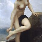 William-Adolphe Bouguereau - After the bath by TilenHrovatic