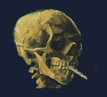 Vincent Van Gogh – Scull with a Cigarette by William Martin