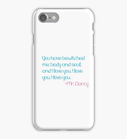 Mr. Darcy iPhone Case/Skin