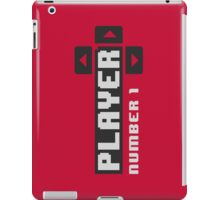 Player One iPad Case/Skin