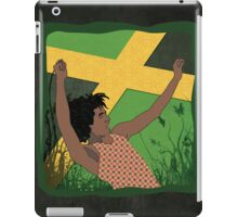 Reggae Man iPad Case/Skin