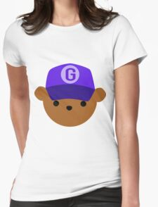 "ABC Bears - ""G Bear"" Womens Fitted T-Shirt"