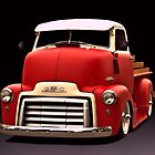 1949 GMC COE Custom Pickup Truck by TeeMack