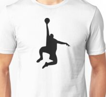 Basketball sports Unisex T-Shirt