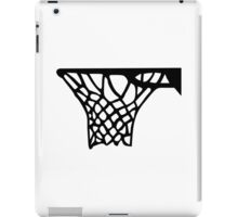Basketball basket iPad Case/Skin