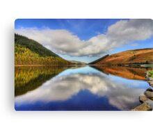 Lake Geirionydd  Canvas Print