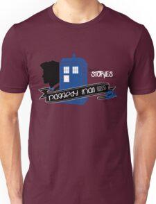 Raggedy Man Goodnight (second version) Unisex T-Shirt