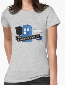Raggedy Man Goodnight (second version) Womens Fitted T-Shirt