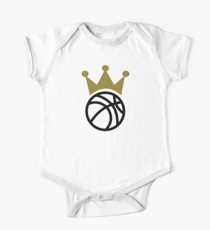 Basketball crown champion One Piece - Short Sleeve