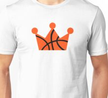 Basketball crown Unisex T-Shirt