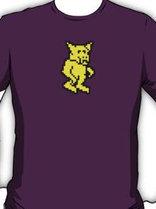 Sabrewulf Knight Lore 3D - yellow T-Shirt