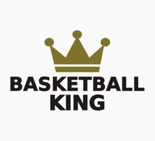 Basketball King crown One Piece - Short Sleeve