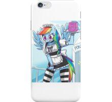 Rainbowdash Maid iPhone Case/Skin