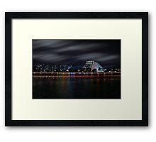 Burswood Casino - Perth Western Australia  Framed Print
