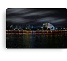 Burswood Casino - Perth Western Australia  Canvas Print