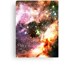 Colorful Celestial Stars   Messier Headula Canvas Print