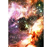 Colorful Celestial Stars | Messier Headula Photographic Print