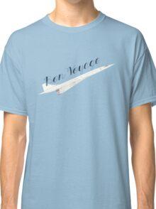 Bon voyage Classic T-Shirt