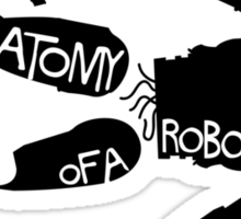 Anatomy of a RoboCop (Remake) Sticker