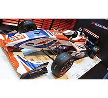 BRDC Formula 4 Photographic Print