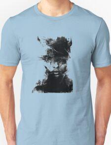 Black - Let's Begin T-Shirt