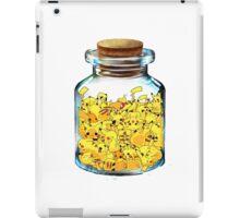 Pika Jar, Pokemon  iPad Case/Skin