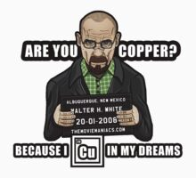 Walter White - Are you Copper? by TheMovieManiacs