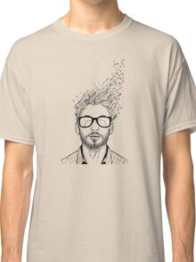 Glasses - Let's Begin Classic T-Shirt