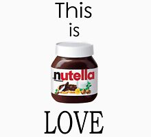 Nutella - This is Love T-Shirt