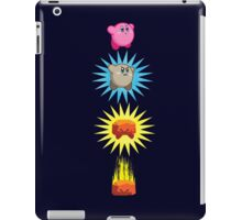 Kirby Transformation iPad Case/Skin