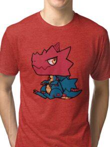 Druddigon Tri-blend T-Shirt