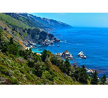 Big Sur, California PCH Photographic Print