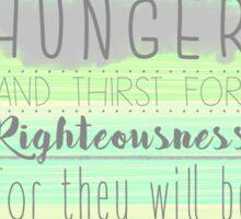 Inspirational Bible Verse Sticker