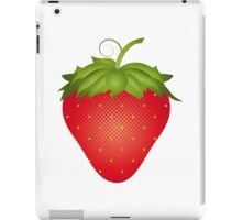 A strawberry iPad Case/Skin