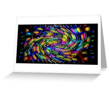 Most Watched prints posters paintings canvas iPhone iPad cases frame red blue black green office Greeting Card