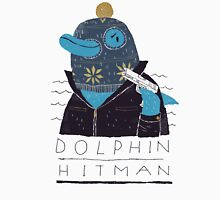 dolphin hitman Unisex T-Shirt