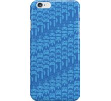Video Game Controllers - Blue iPhone Case/Skin