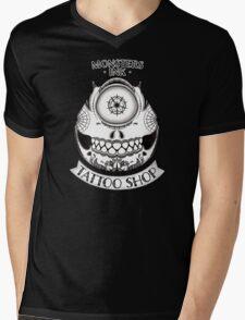 Monsters INK Mike Mens V-Neck T-Shirt