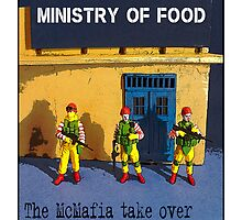 The McMafia take over the ministry! by Tim Constable